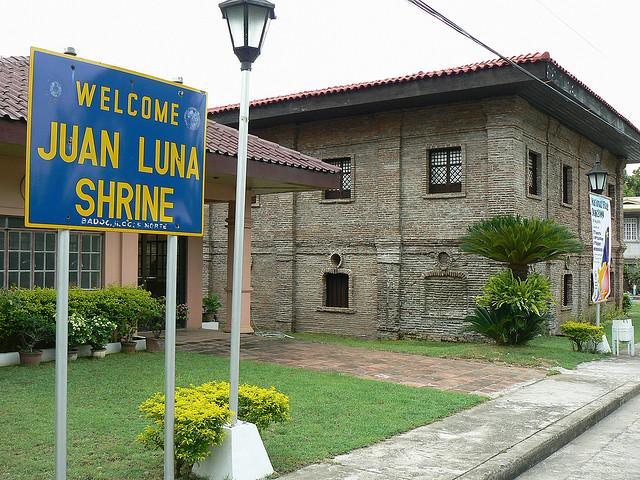 Juan Luna Shrine