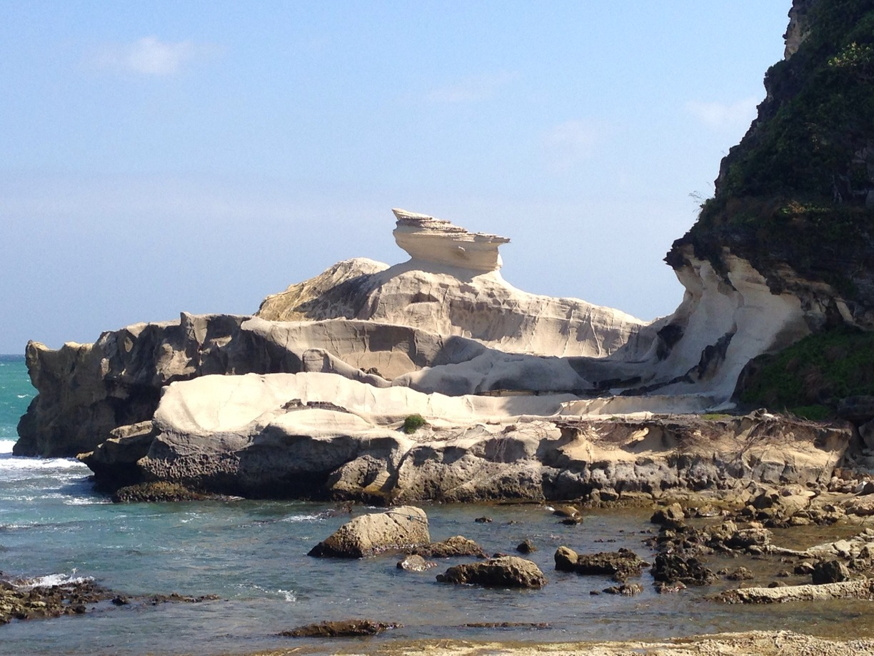 Kapurpuran Rock Formation